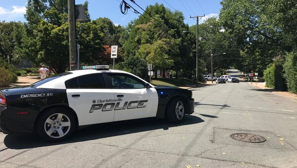 Автомобиль полиции в США. Архивное фото