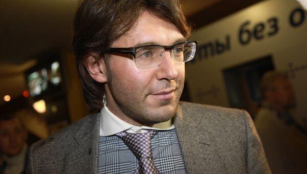Ведущий телевидения Андрей Малахов
