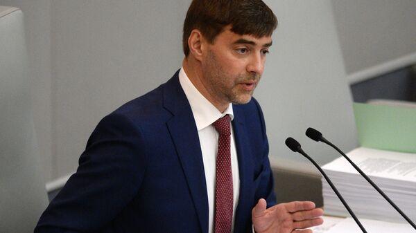 Член комитета Госдумы по международным делам Сергей Железняк