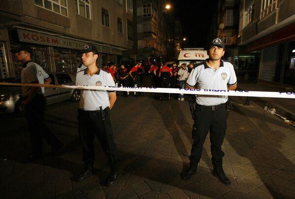 Теракт в Стамбуле 27 июля 2008 года