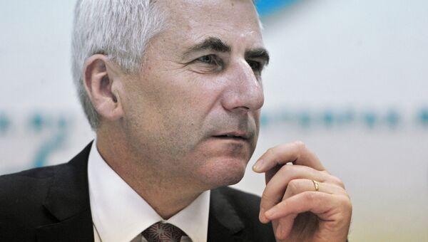 Бывший посол Европейского Союза в России Вигаудас Ушацкас. Архивное фото