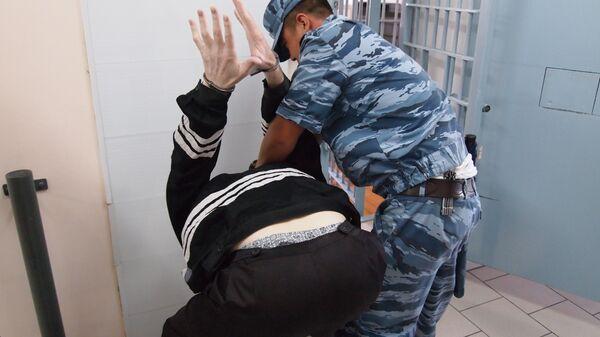 Исправительная колония особого режима для пожизненно осужденных Черный дельфин в городе Соль-Илецк