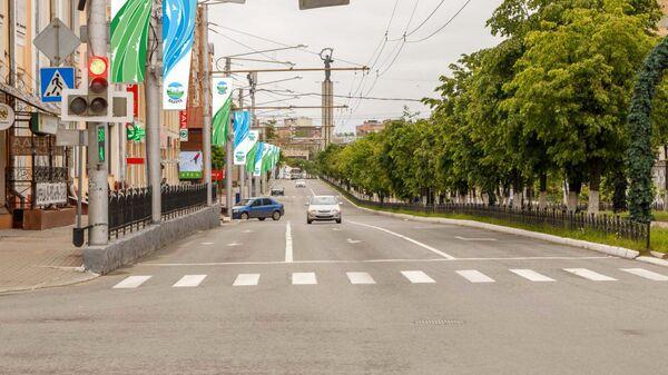 В Калуге день города посвятили Году экологии и ООПТ