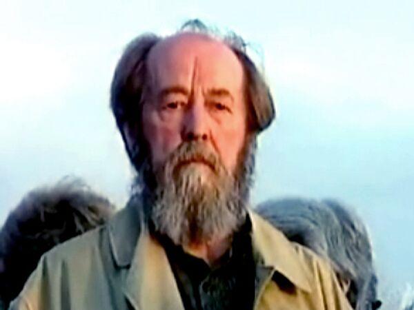 Александр Солженицын умер так, как хотел: дома, на родине