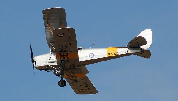 Легкомоторный самолет. Архивное фото