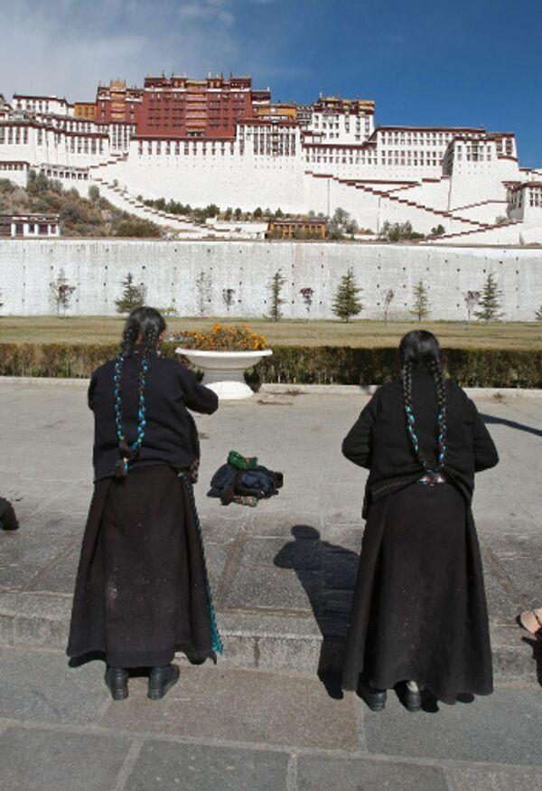 Тибетцы. Архив