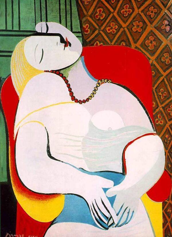 Сон, Пикассо