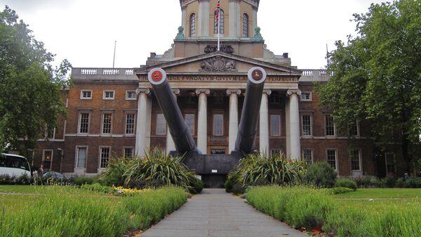 Здание Имперского военного музея в Лондоне