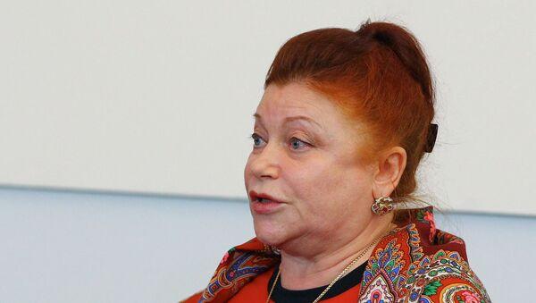 Певица Людмила Рюмина. Архивное фото