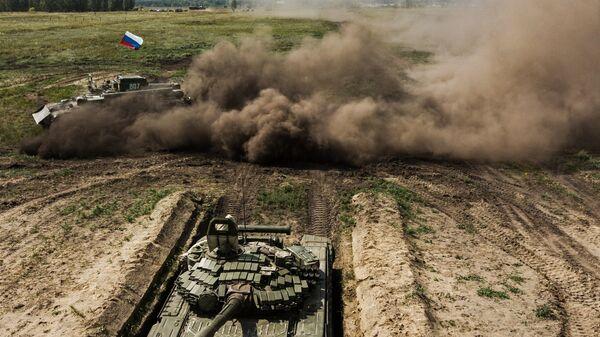 Армейские международные игры Рембат в Омской области