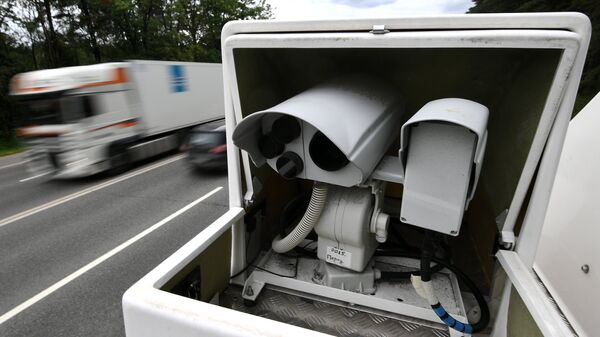 Мобильный комплекс фотовидеофиксации нарушений дорожного движения