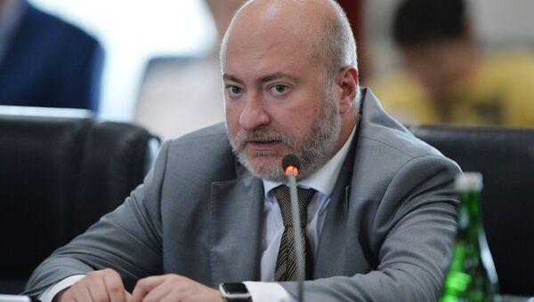 Генеральный директор АО Курорты Северного Кавказа Олег Горчев. Архивное фото