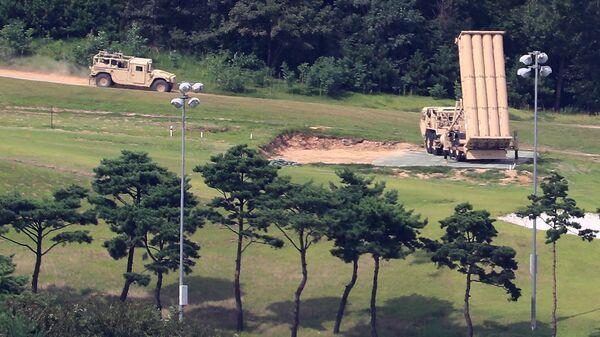 Американский комплекс ПРО THAAD. Архивное фото