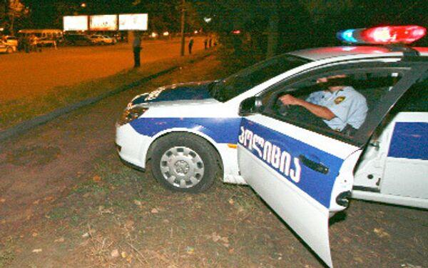 Полиция Грузии. Архив