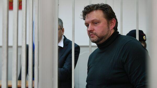 Экс-губернатор Кировской области Никиты Белых в Бассманном суде Москвы