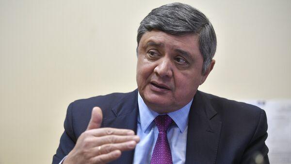 Спецпредставитель президента РФ в Афганистане Замир Кабулов. Архивное фото