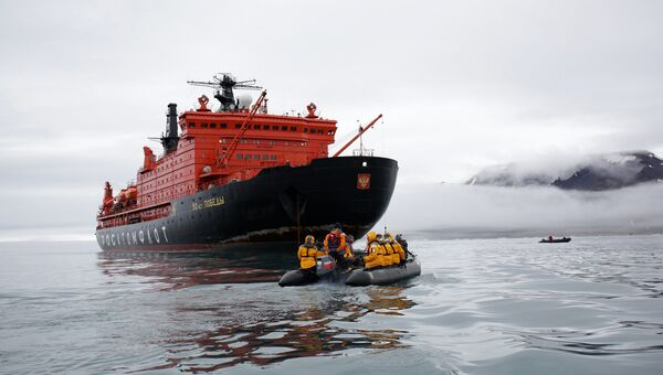 Летом национальный парк Русская Арктика посетило более тысячи туристов