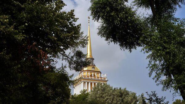 Санкт-Петербург вошел в пятерку лидеров экологического рейтинга регионов