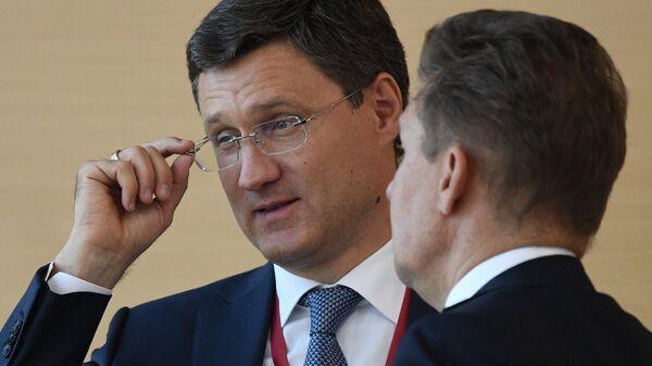 Источник: Новак и Миллер примут участие во встрече Путина и Зеленского