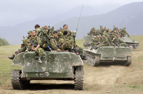 Чеченское спецподразделение Восток