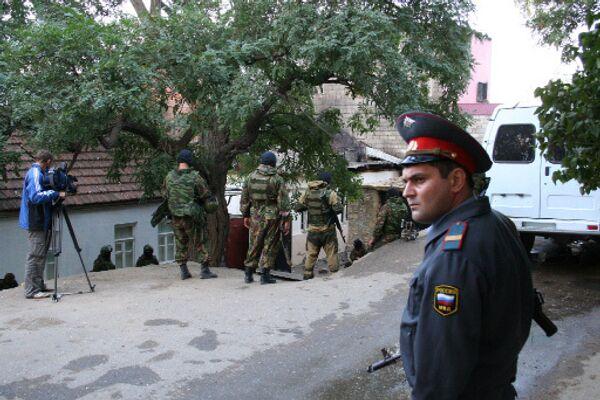 Опознаны ликвидированные в Махачкале боевики