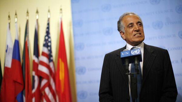 Постпред США при ООН Залмай Халилза