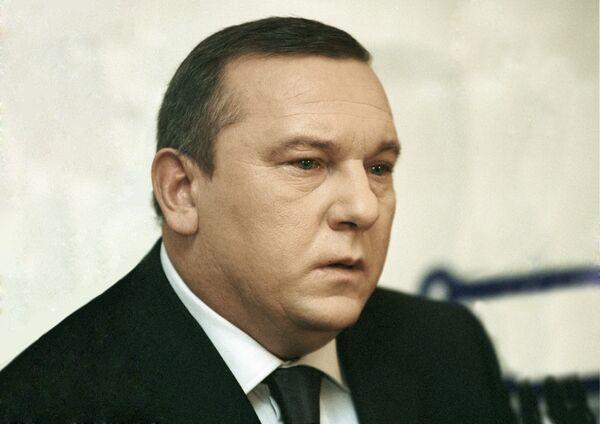 Герой России генерал Владимир Шаманов