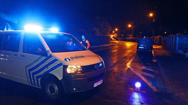 Полиция, Бельгия