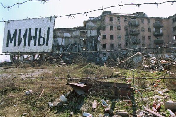 Таджикистан в течение 10 лет должен очистить 243 минных поля