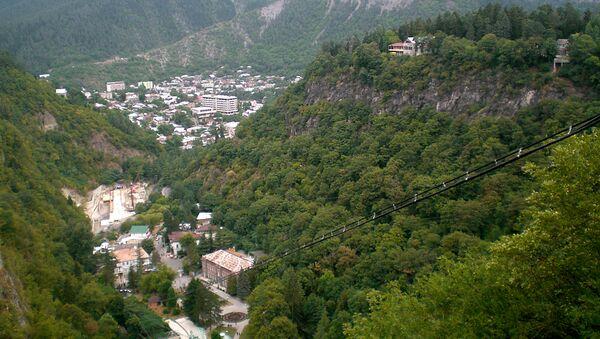 Данных о погибших в результате землетрясения в Грузии нет