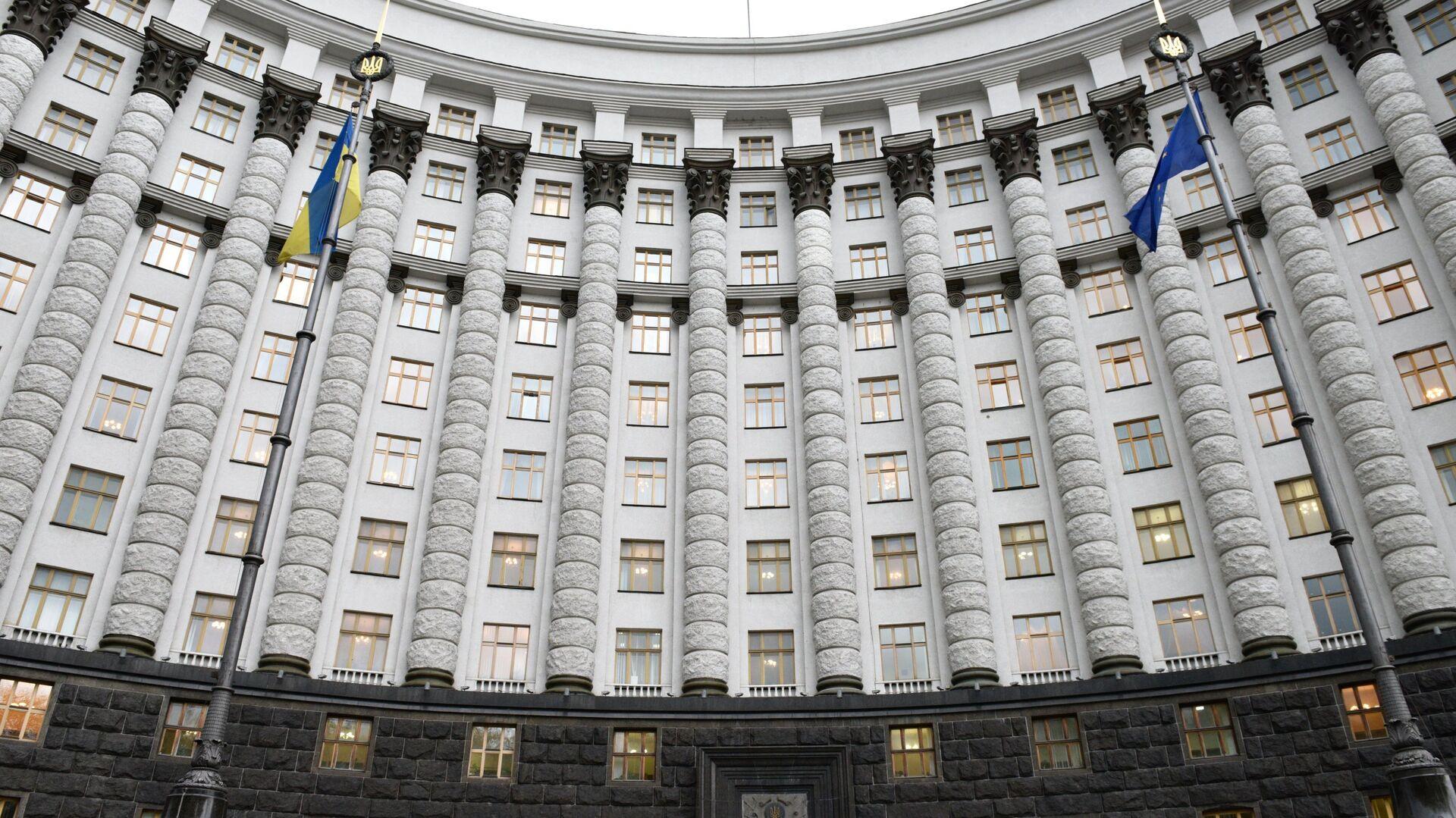 Здание правительства Украины в Киеве - РИА Новости, 1920, 11.09.2020