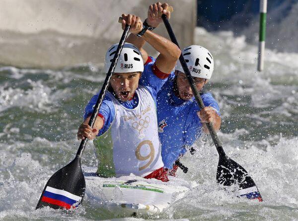 Россияне Михаил Кузнецов и Дмитрий Ларионов