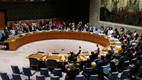 Совет Безопасности ООН голосует за принятие новой резолюции о санкциях в отношении КНДР