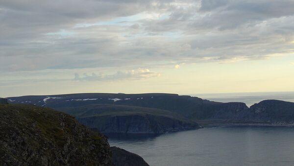 Мыс Нордкап в Норвегии