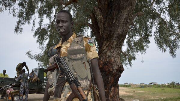 Ситуация в Южном Судане