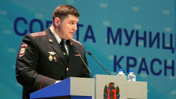 Заместитель начальника полиции ГУ МВД по Красноярскому краю Хавабу Эдуард Михайлович