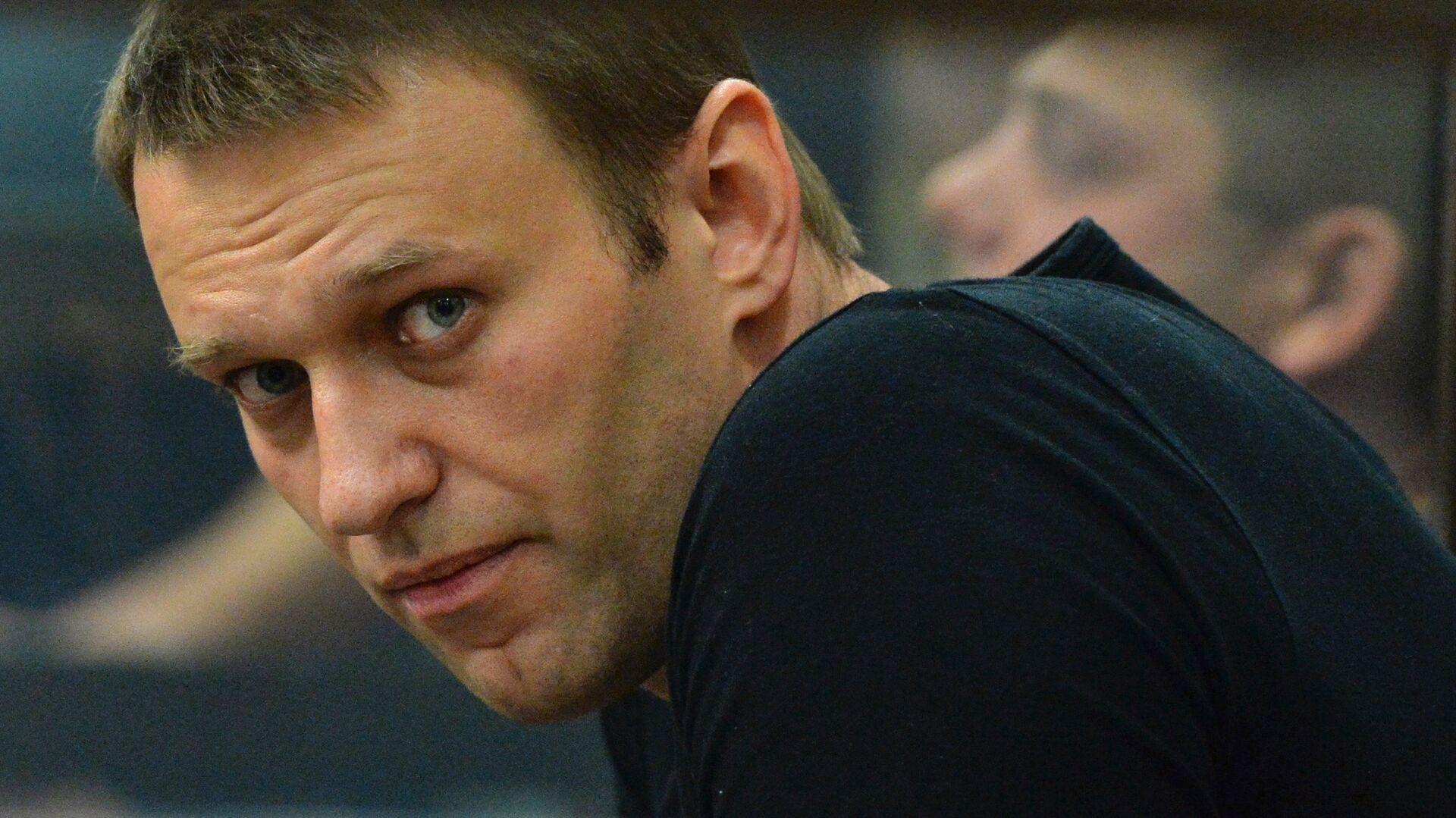 Алексей Навальный на заседании суда об изменении меры пресечения. 19 июля 2013 - РИА Новости, 1920, 16.10.2020