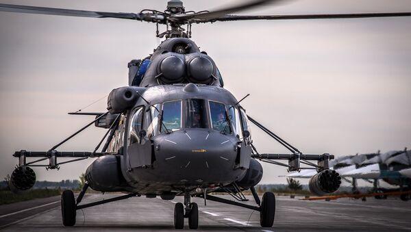 Вертолет Ми-8 АМТШ Терминатор