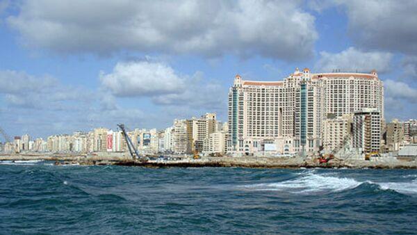 город Александрия, Египет
