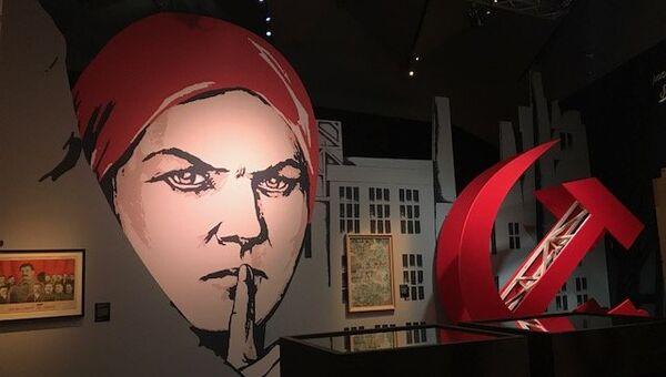 Выставка музея Виктории и Альберта в Лондоне. Архивное фото