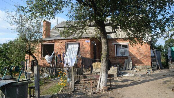 Последствия пожара на складе с боеприпасами в Винницкой области Украины.  27 сентября 2017
