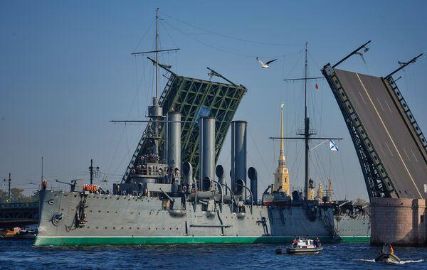 Корабль-музей Аврора
