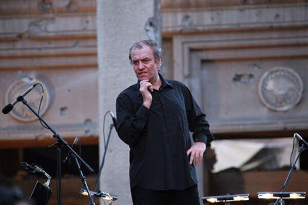 Концерт Валерия Гергиева в Цхинвали