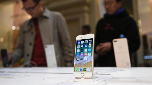 Смартфоны iPhone 8 и iPhone 8 Plus