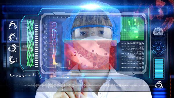 Медицинская концепция будущего