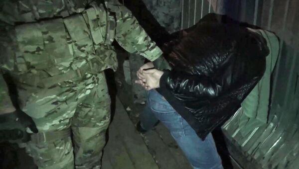 Задержанный ФСБ России участник ячейки группировки Исламское государство* в Московской области