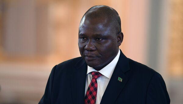 Чрезвычайный и полномочный посол Республики Замбии Шедрек Чингембу Лувита. Архивное фото