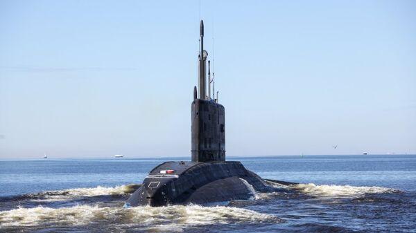 подводная лодока проекта 636.3