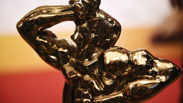 Статуэтка бронзового Орфея. Архивное фото