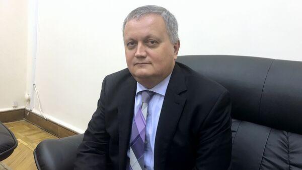 Путин назначил Георгия Борисенко послом в Египте